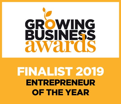 Growing Business Awards 2019 - Entrpreneur of the Year