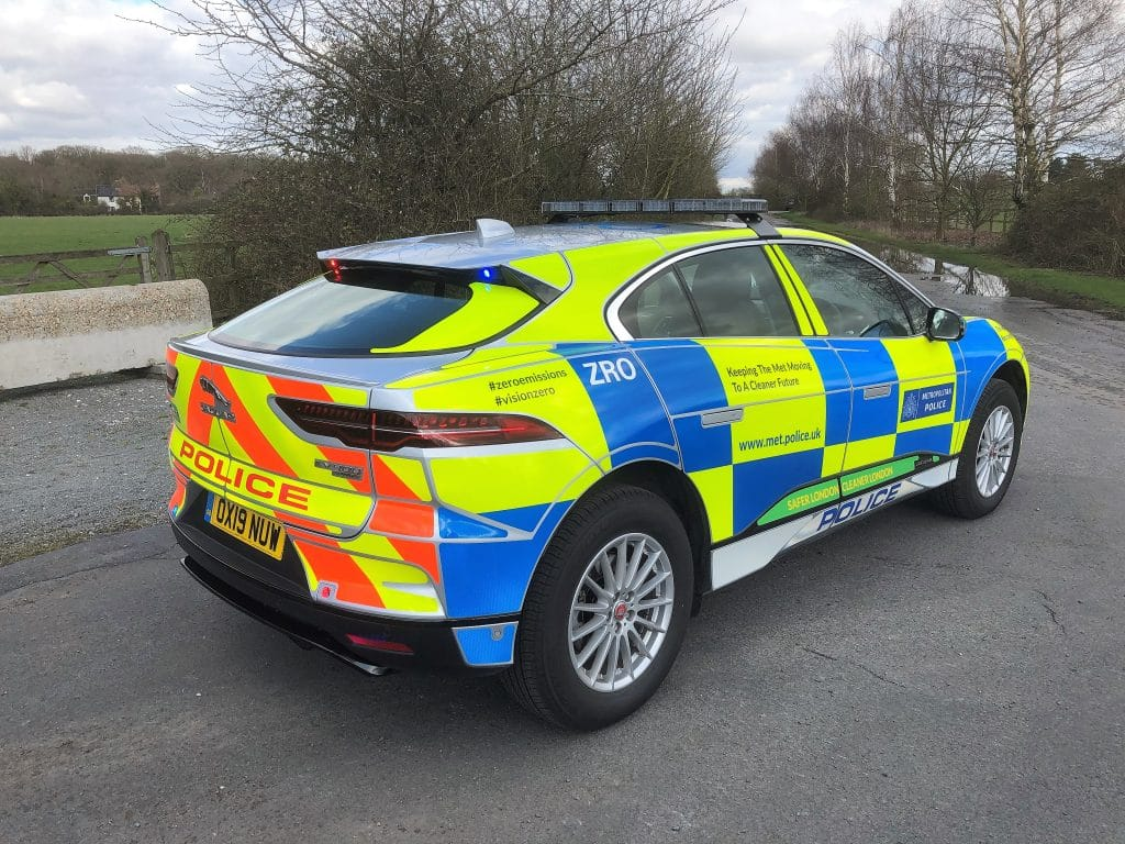 Emergency Services Vehicle livery