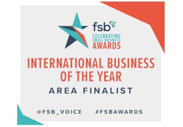 International Business of the Year
