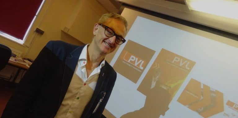 PVL CEO at Collyer's College